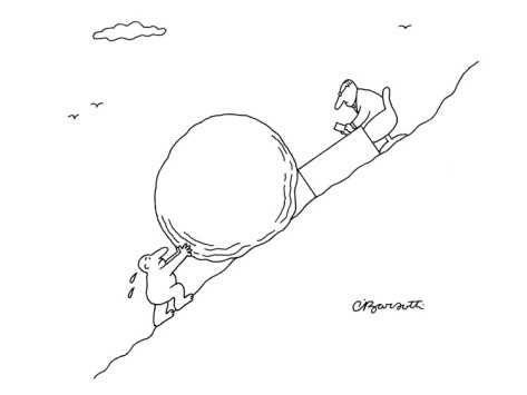 sisyphus-new-yorker-cartoon