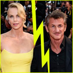 charlize-theron-sean-penn-split-end-engagement